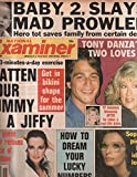 National Examiner 1986 May 06 Tony Danza,Sophia,Susan Lucci