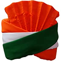 Fancydresswale Republic Day/Independence Day Tricolor/ Tricolour/Tiranga Pagdi for Kids