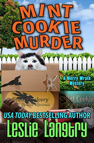 Mint Cookie Murder (Merry Wrath Mysteries Book 2)