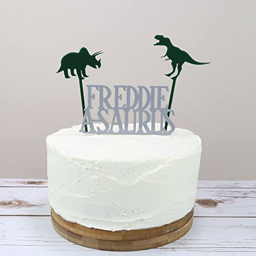 Dinosaur Cake Topper Amazon Co Uk Handmade