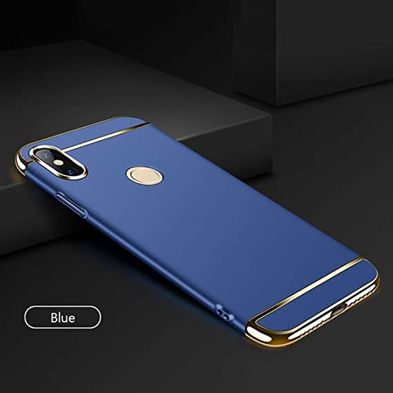 brand new 69dd4 1d3c5 MR.DUCKSHOP New Cases for Xiaomi Redmi Mi Y2/S2 Luxury 3-in-1 Slim ...