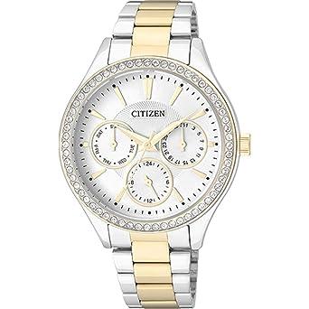 485276c2340 Relógio Citizen Feminino Ref  Tz28404b  Amazon.com.br  Amazon Moda