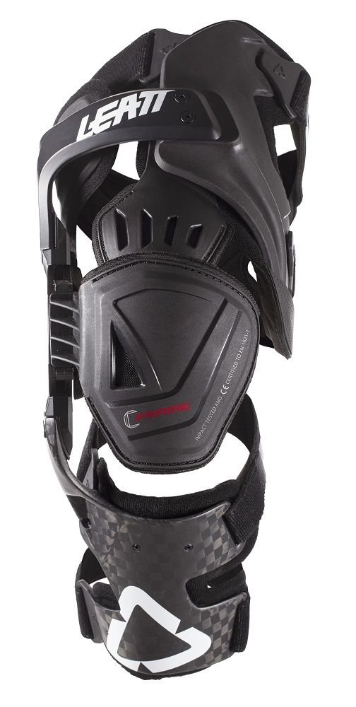 Leatt C-Frame Pro Carbon Knee Braces-L/XL