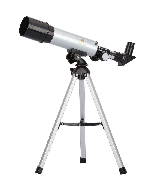 4位.GEERTOP 90× エントリーレベル  屈折 望遠鏡 焦点距離360ミリメートル
