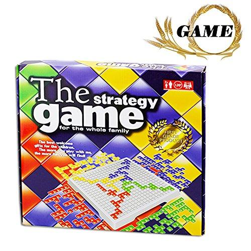 SOULE 家庭 オモチャ ブロックス 脳トレ ボードゲーム 2-4人遊び 小学生 知育玩具 おもちゃ