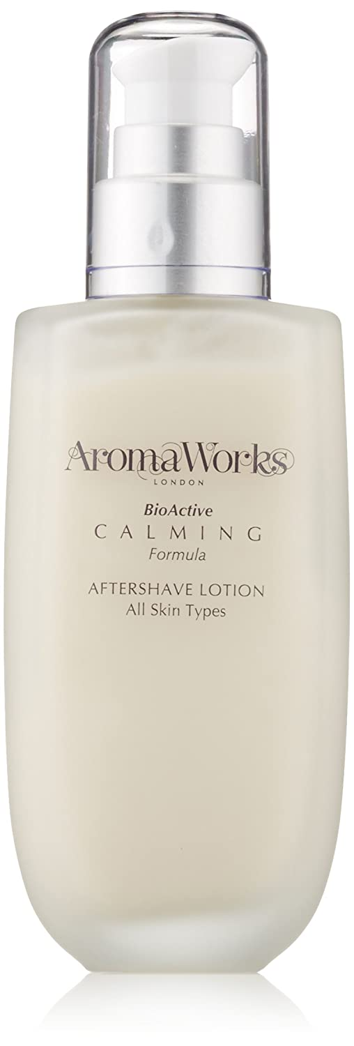 AromaWorks Men's Calming Aftershave Lotion 100 ml MENAFTSHV100ML