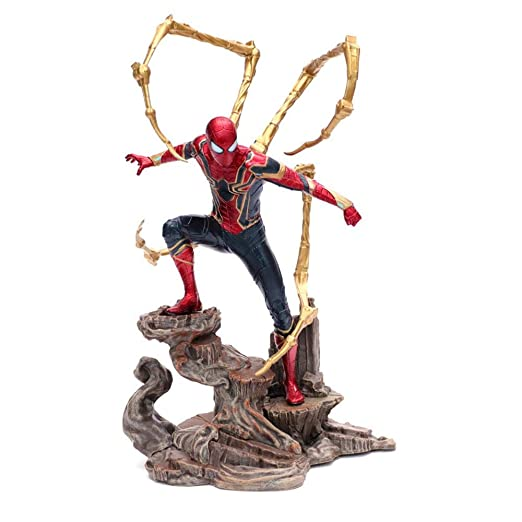 Gk Iron Spider-Man Paws Se Puede Mover Modelo Anime, Marvel ...