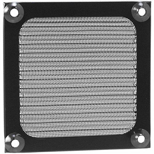 FAN GUARD 80MM WIRE MESH BLACK (100 pieces)