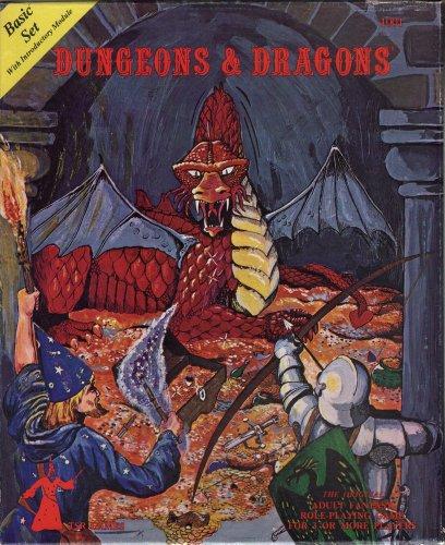 Dungeons and Dragons Basic Set [BOX SET]