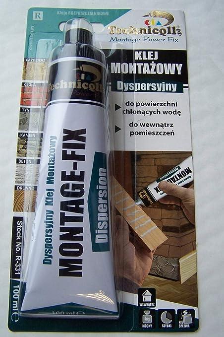 Amazon.com: Technicqll 100Ml Indoor Use Montage Adhesive Glue For ...