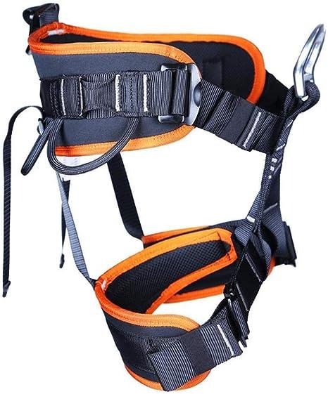 Framy Escalada Al Aire Libre Medio Cuerpo Cinturones Arnés ...