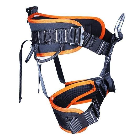Framy Escalada Al Aire Libre Medio Cuerpo Cinturones Arnés para ...