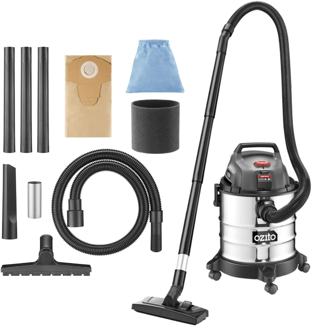 Ozito Wet & Dry Vacuum with Power Take