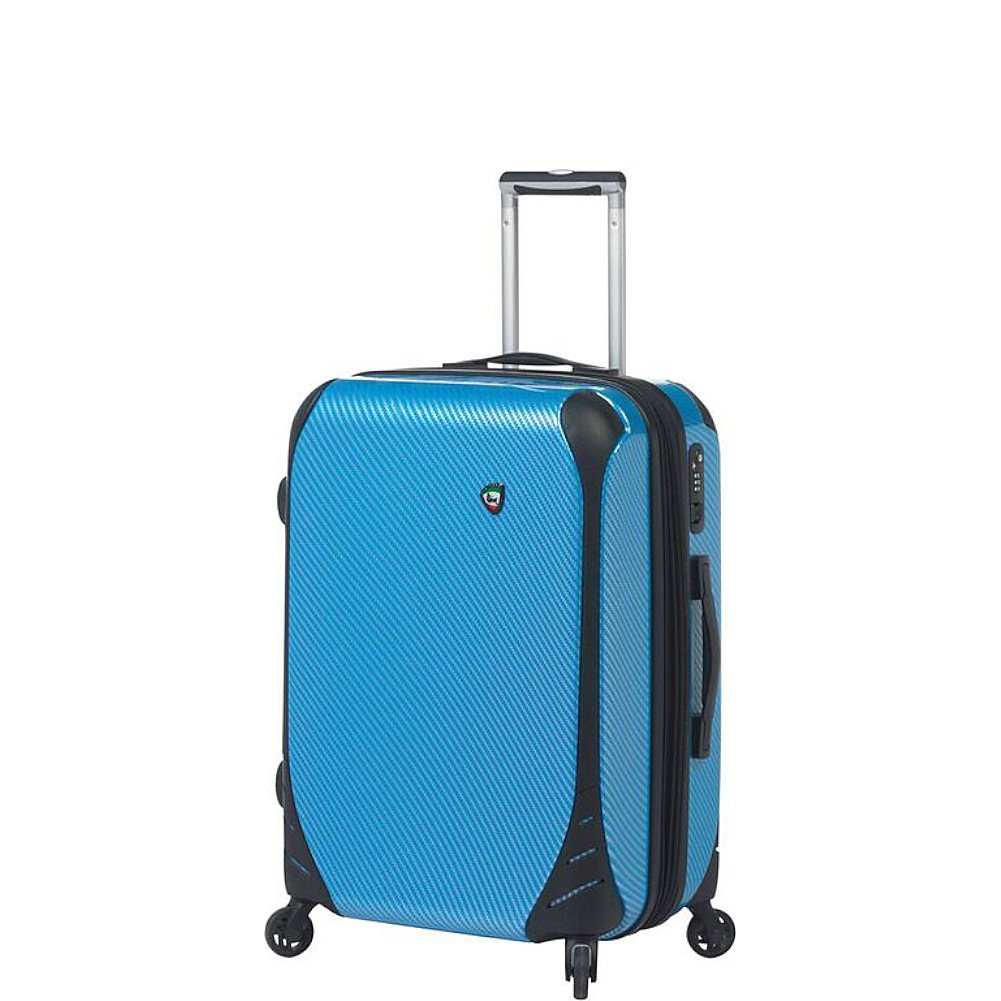 Mia Toro, M1021-19IN-BLK キャリーバッグ, ブルー, One Size B01AAFM0V6 ブルー