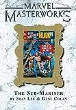 Marvel Masterworks The Sub-Mariner Vol. 1