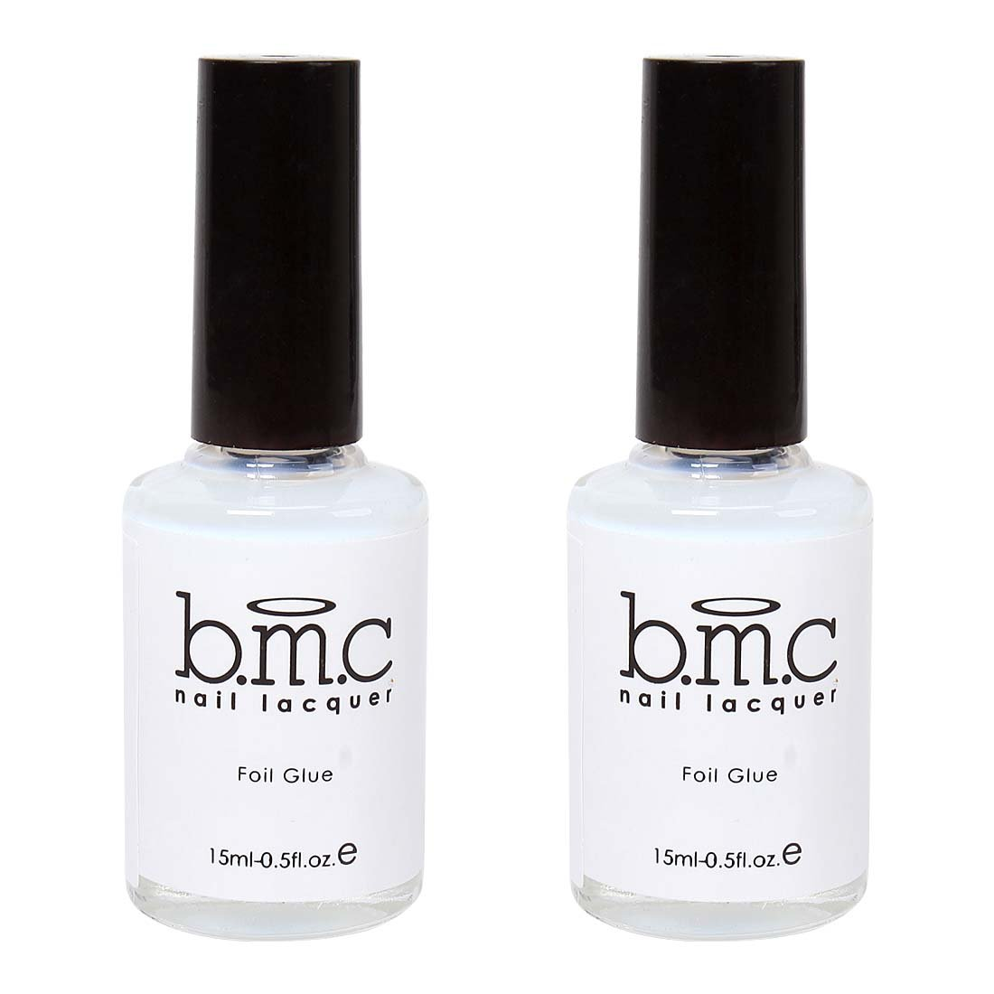 Amazon.com: BMC (2) 0.5 fl. oz. Bottles of Nail Art Foil Strip ...