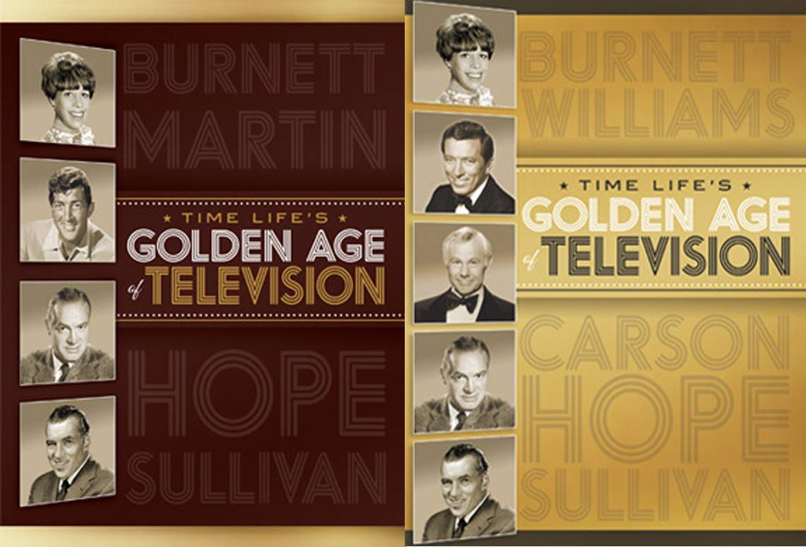 a2e0afb92677 Amazon.com  Age of Golden Television from Time Life 19-DVD ...