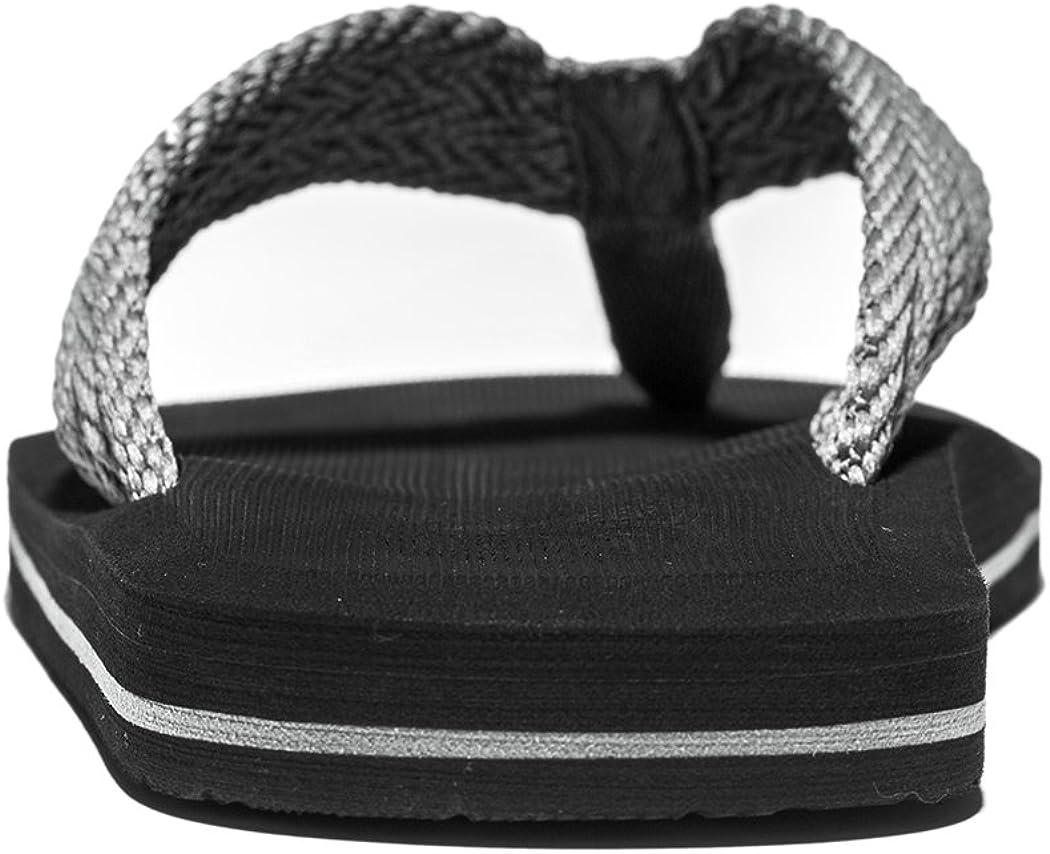 NewDenBer Tongs Hommes Femmes Classique Souple Tongs Flip-Flops Antid/érapante /Ét/é Sandales de Plage Pantoufles