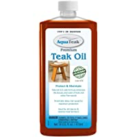 AquaTeak Premium Teak Oil