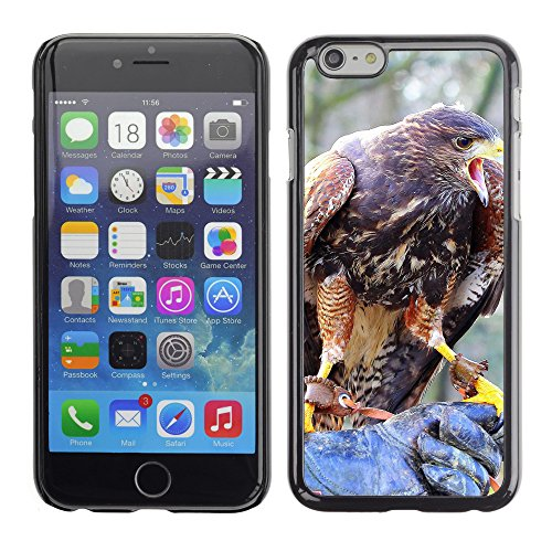 Premio Sottile Slim Cassa Custodia Case Cover Shell // F00018160 oiseau jeu // Apple iPhone 6 6S 6G 4.7""