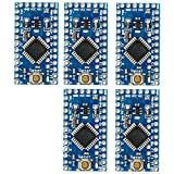 XCSOURCE 5pc Pro Mini Enhancement ATMEGA328P 16MHz 5V Compatible Arduino PRO Module TE362