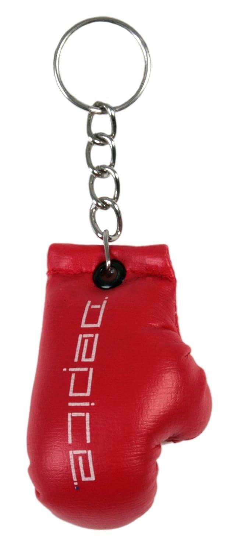DEPICE - Llavero, diseño de guante de boxeo rojo rojo Talla:mini s-shr