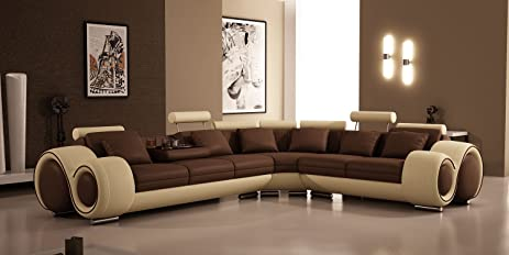 TOSH Furniture Franco Sectional Sofa : tosh furniture sectional - Sectionals, Sofas & Couches