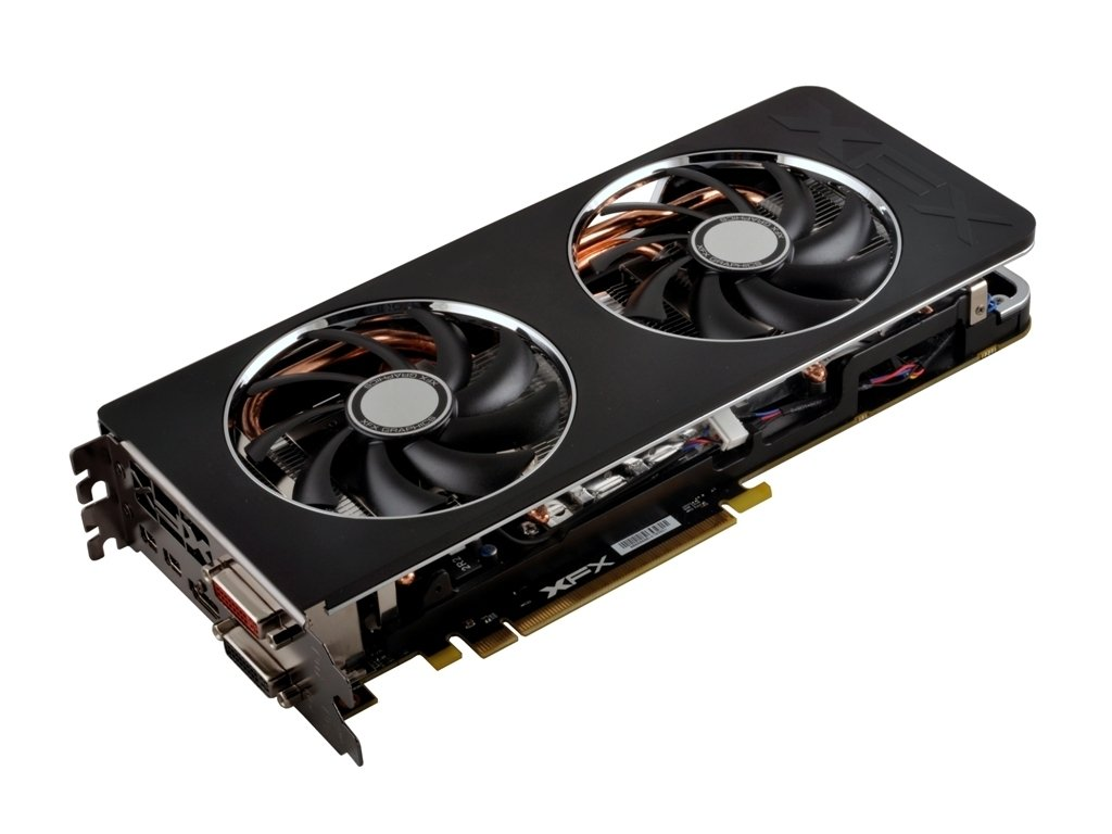 Amazon.com: XFX Radeon R9 270 X Black Edition tarjeta ...