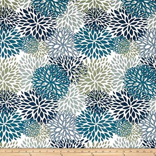 - Premier Prints Outdoor Blooms Oxford Fabric Fabric by the Yard