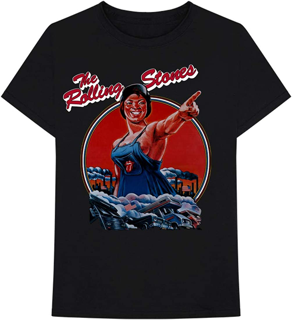 Bravado Men's Rolling Stones Some Girls Tour T-Shirt