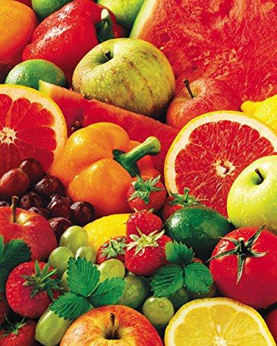 Springbok Colorful Fruit Jigsaw Puzzle (36-Piece )