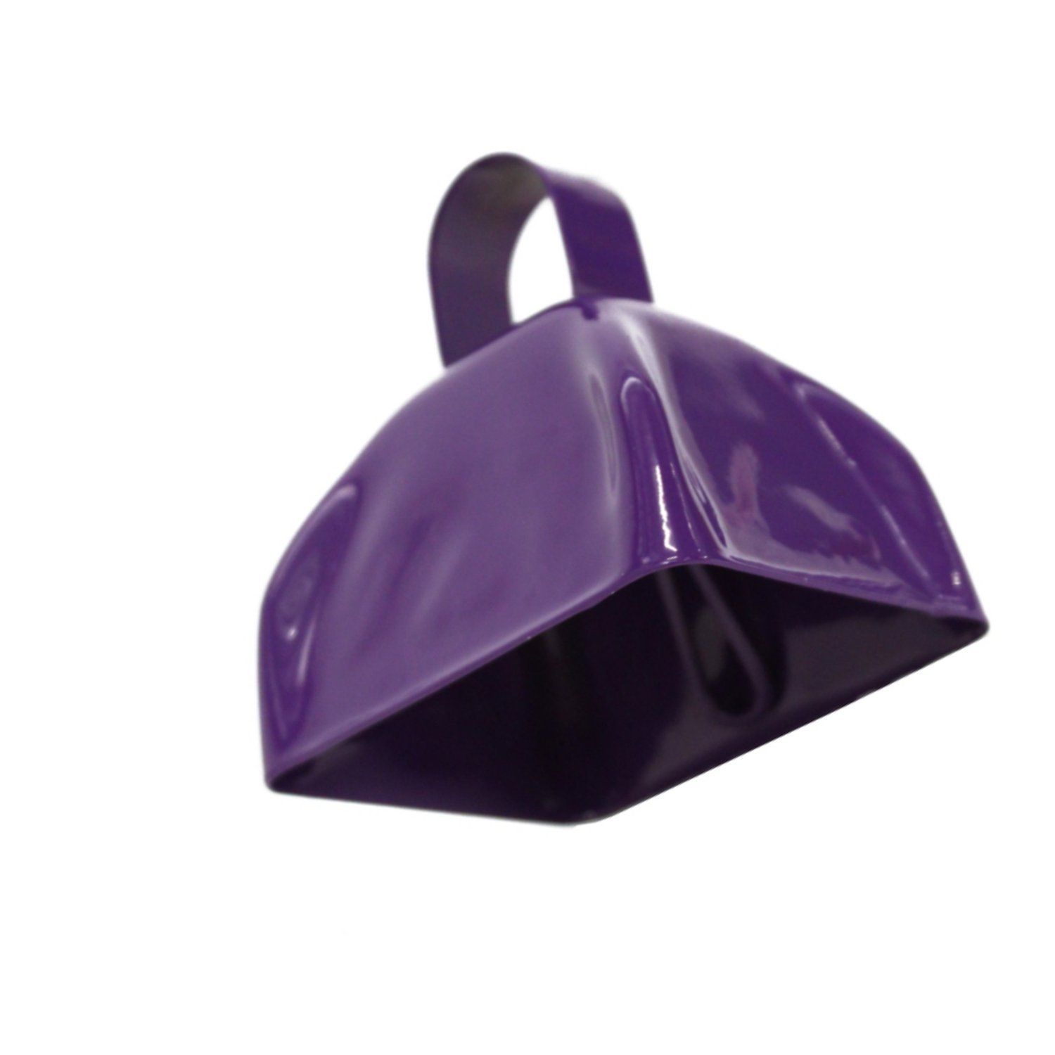 3'' Metal Cowbell (1 Dozen) - Purple