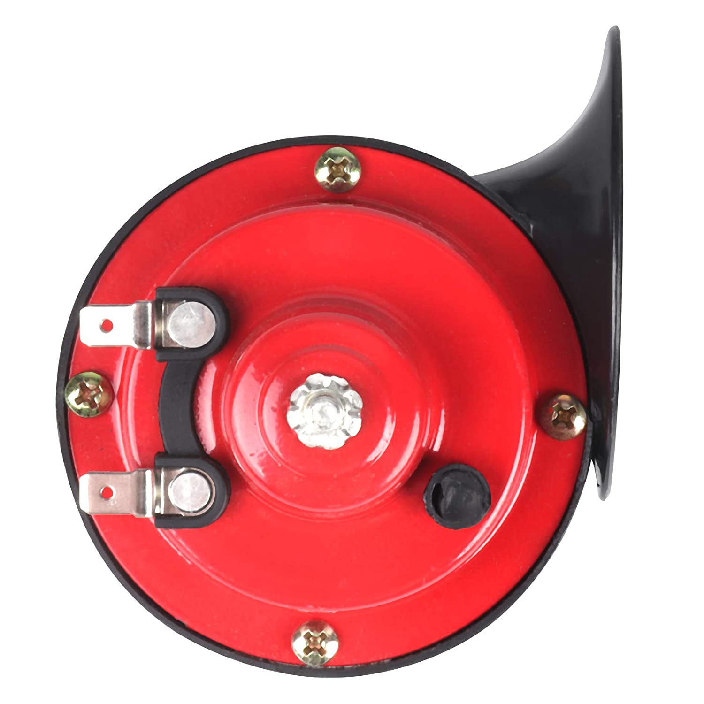 AllRight 2 tlg Hupe 12 V Autohupe Laut Wasserdicht 120 /± 5dB f/ür Auto Kfz Lkw Universal