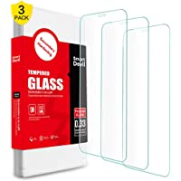 SMARTDEVIL 3 Pack Screen Protector Foils for iphone 11 Pro Max Protective Tempered Glass Film for 6.5 Inch Screen with…