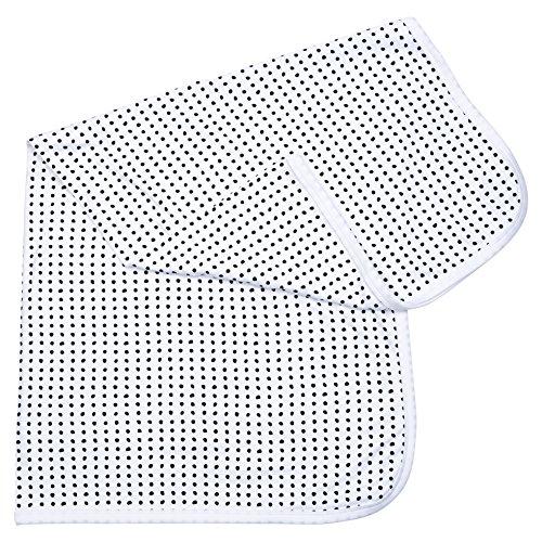Cole + Cleo Organic Baby Swaddle 100% Organic Cotton Baby Blanket - Unisex