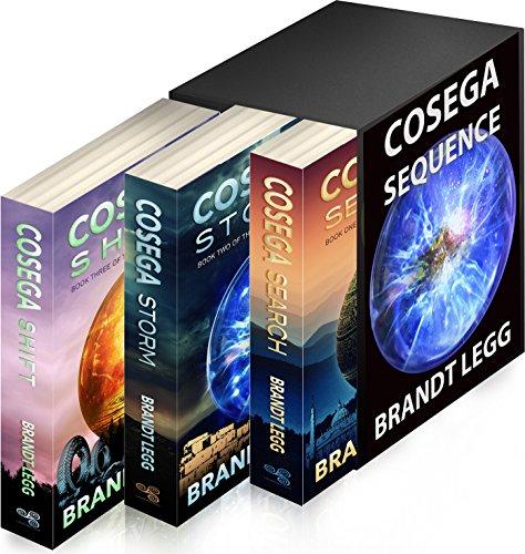 The Cosega Sequence: A Techno Thriller cover