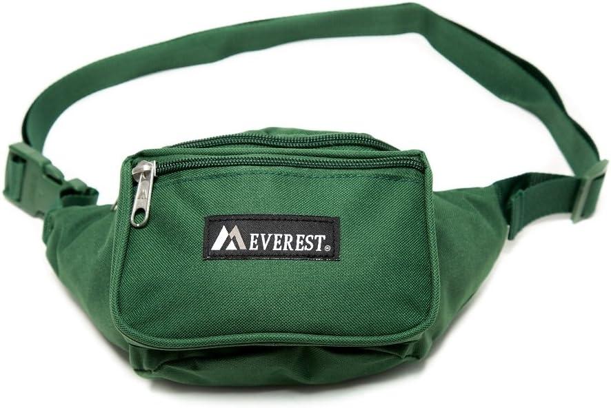 Everest Signature Waist Pack - Standard, Green, One Size