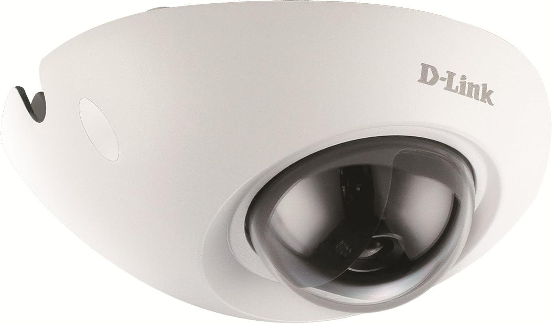 D-Link DCS-6210/E Camé ra Ré seau fixe Mini Dome 2 MPx Zoom x10 Full HD Blanc D-Link Systems Inc. Caméra IP