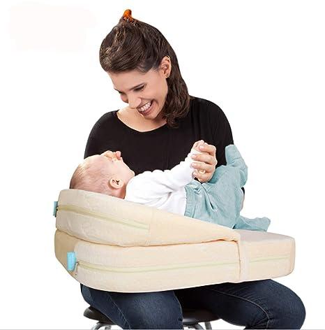BABIFIS Almohada de alimentación para bebés, Almohada de ...