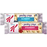 Kellogg's Special K Strawberry and Blueberry Pastry Crisps Fruit Variety Pack, 60 Count