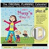 Wells Street by Lang Mom's Plan-It Plus, 17 Month Calendar August 2016-December 2017 (17997009167)