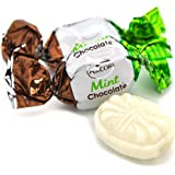 SweetGourmet Arcor Chocolate Filled Mints Hard Candy, 16 Oz