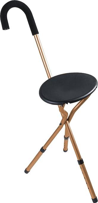 NOVA Medical Products Folding Seat Cane