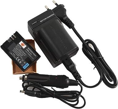 Chargeur pour Batterie Canon LP E6 EOS 5DS, EOS 5D Mark
