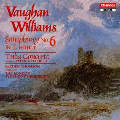 Ralph Vaughan Williams: Symphony No. 6 / Tuba Concerto - Bryden Thomson