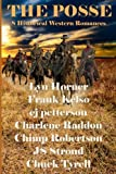 img - for The Posse: 8 Historical Western Romances book / textbook / text book