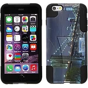 Trek Hybrid Stand Case for Apple iphone 5c - Brooklyn Bridge at Night