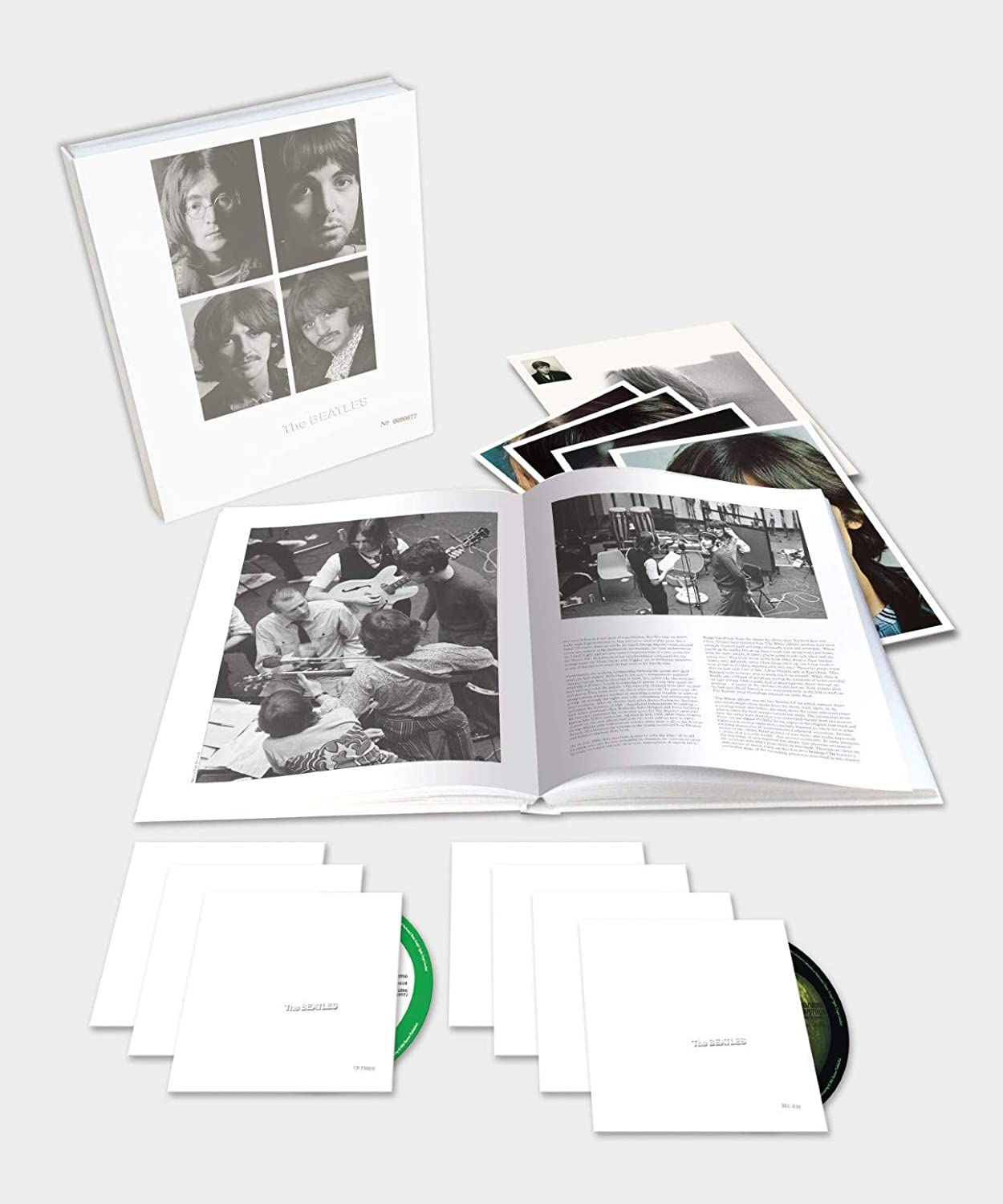 The Beatles White Album Box Set Coming On November 9th