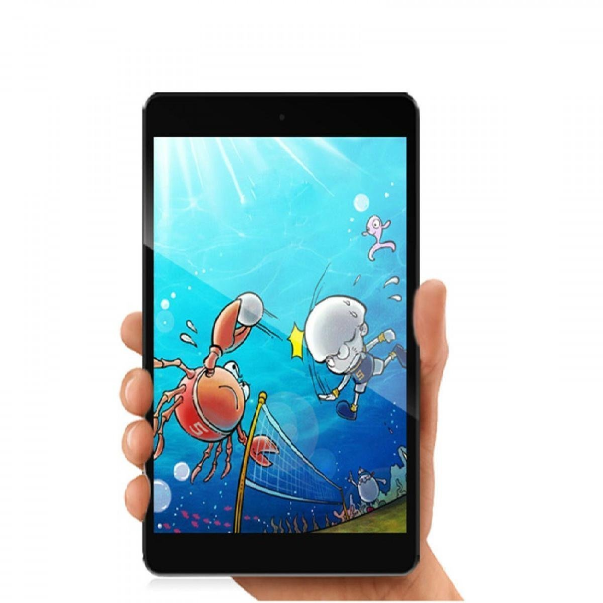 SVP 7-inch Phablet Smart Phone + Tablet PC Android 4.2.2 Bluetooth GPS WiFi Unlocked! ual Sim Card , Dual Camera , HD Display , Black Color , Capacitive 5 Point Multi-Touch Screen , Support 3D Game , 3G Dongle , Wi-Fi , E-Book , Features Google Play Store