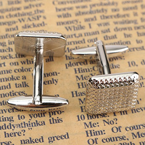 ... [Free Shipping] Pair Of Men Shirt Sleeve Button Business Wedding Party Suit Cufflinks // Par de hombres de la camisa del botón de la manga del juego del ...